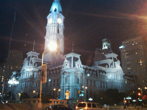 City Hall (?) In Philly