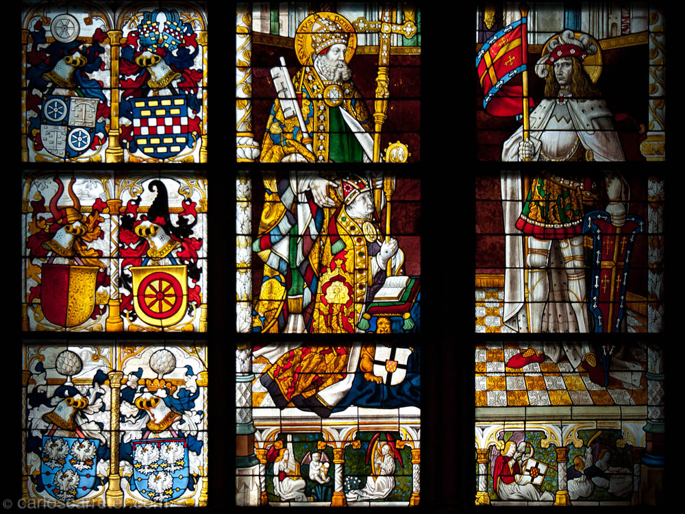 Vidrieras - Catedral