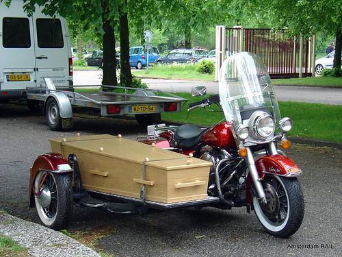 Morbide motorbike