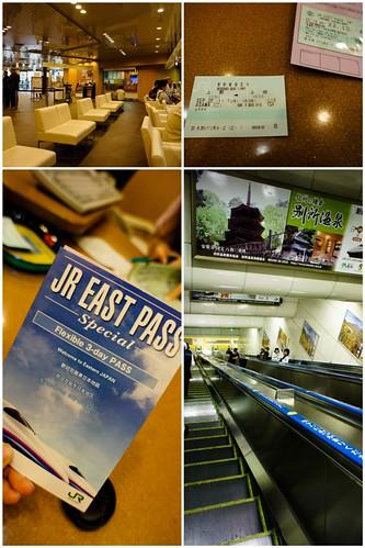 JR East special
