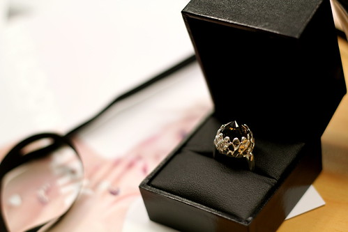 Friday: Meadowlark ring