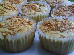 Potato Cheese Cupcake