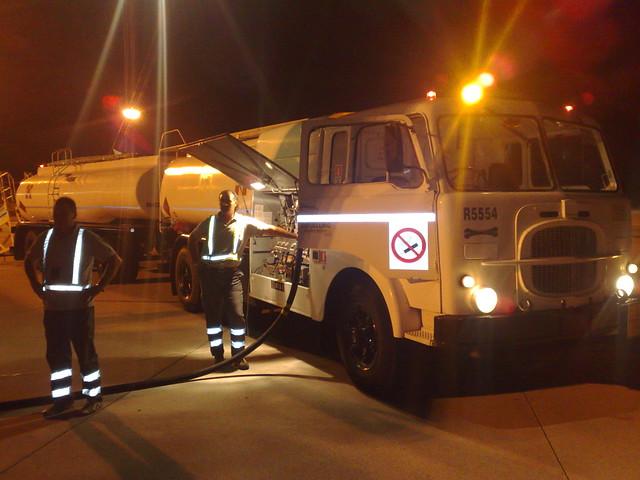 Fiat 682 Fuel Tanker
