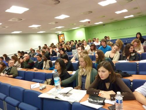 #pimpmyblog at City University