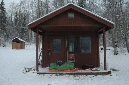 Yuditna cabin