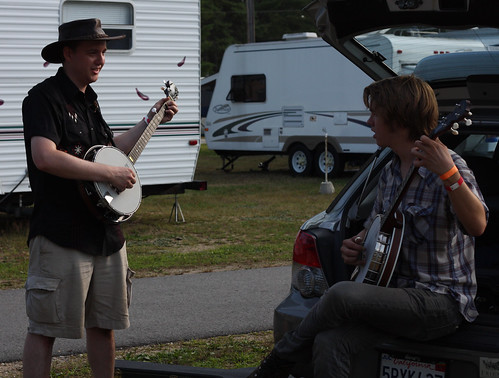 Pickin' Lessons