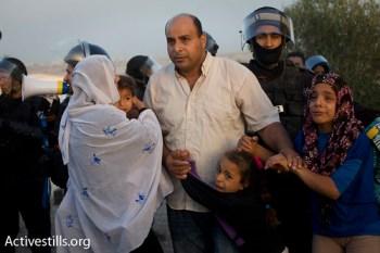 evictees from al arabikh