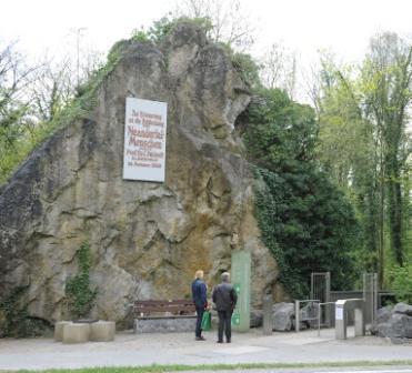 Neanderthalmandens fundsted