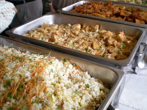 Leo's wedding 3 - tea ceremony lunch 1