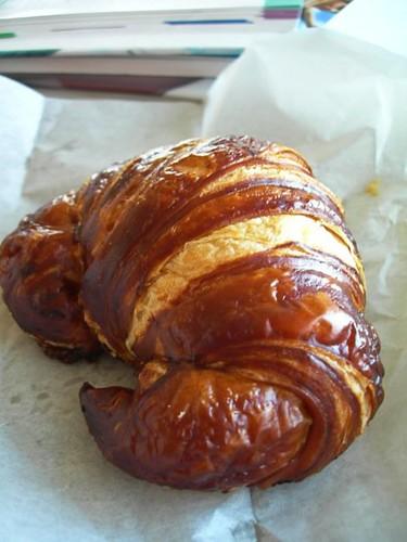 pretzel croissant, Octoberfeast, Berkeley, CA