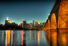 Stone Arch Bridge Minneapolis by stifterpie