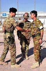 Afghanistan: cambio al vertice della task force C4