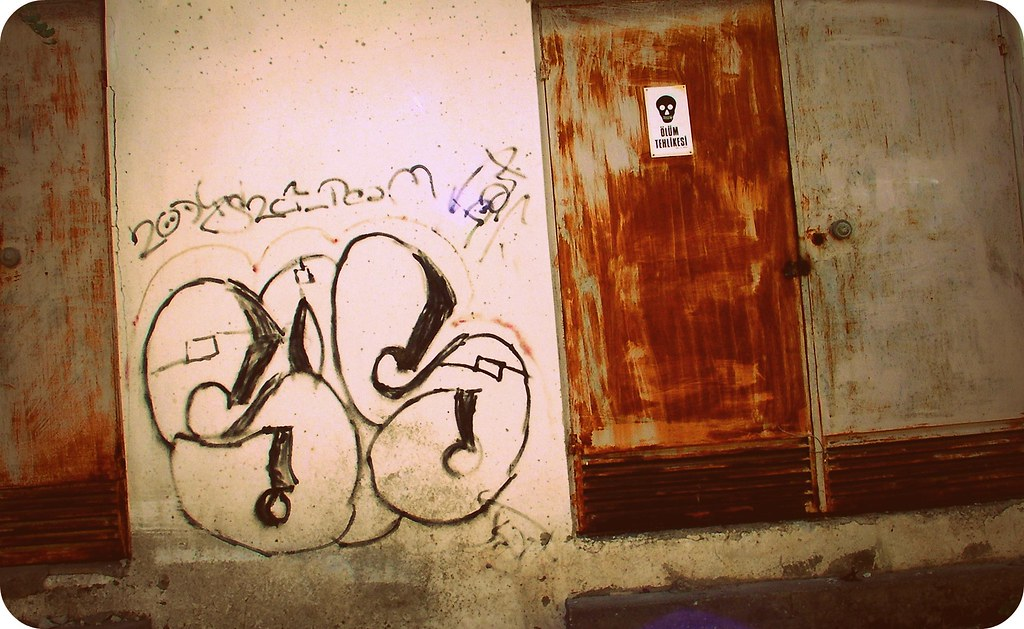 Turkey Street Art and Graffiti