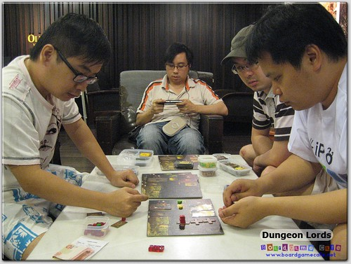 BGC Meetup - Dungeon Lords