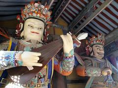 Tongdosa's guardians