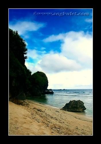 Homoron Blue Lagoon, Batan Island, Batanes