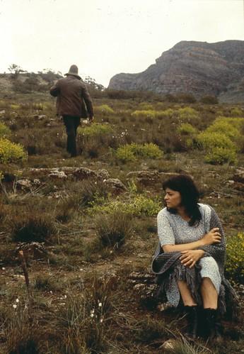Kaarin Fairfax and Kelton Pell in One Night The Moon