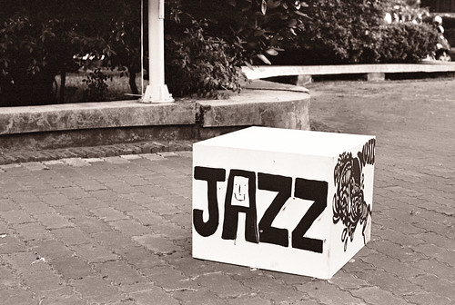 Jazz Cube
