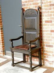 RSC insult chair