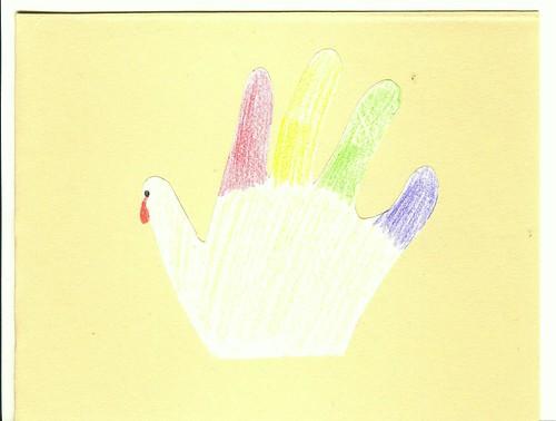turkey card 2010