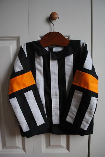 referee shirt - front