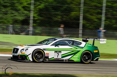 "Bentley Continental GT3 - Bentley Team M-Sport #7 • <a style=""font-size:0.8em;"" href=""http://www.flickr.com/photos/144994865@N06/35559889531/"" target=""_blank"">View on Flickr</a>"