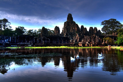 Bayon in HDR