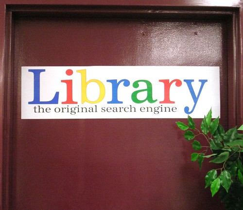 Library -- the original search engine