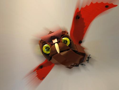 Lego Owl Bird