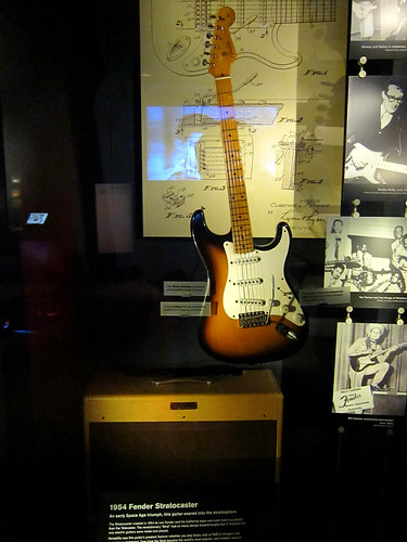 First Fender Stratocaster
