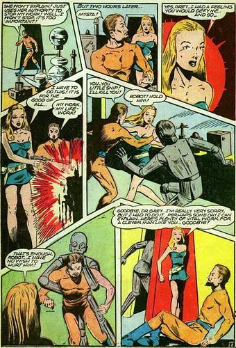 Planet Comics 42 - Mysta (May 1946) 01
