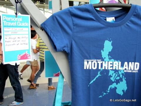 Philippine Motherland Shirt