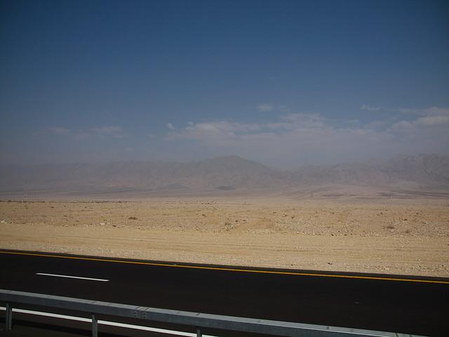 Drumuri prin deșert