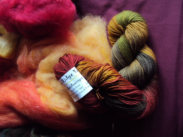 Rhinebeck Colourway