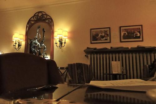 Hotel Innere Enge Foyer