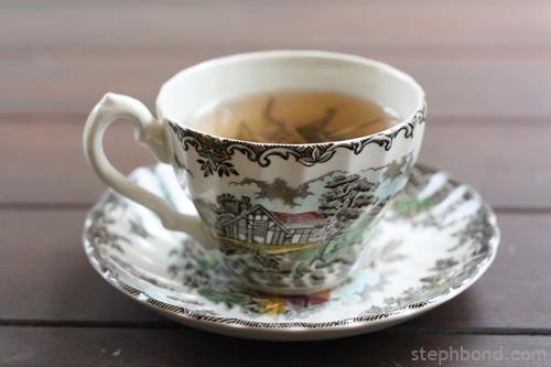 Nanna's Tea Cup