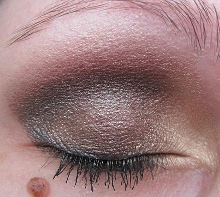 AMU Sleek Make Up Eye Dust D1