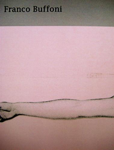Franco Buffoni, Laico alfabeto in salsa gay piccante, Transeuropa 2010; Art director: Floriane Pouillot [alla cop.: elaborazione grafica da: Robert Mapplethorpe, Self portrait, 1975, dati e © non indicati], cop. (part.), 4