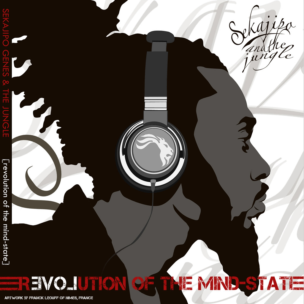 Revolution of the Mind State Album Cover