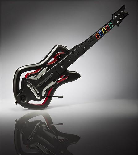 Guitar Hero Warriors of Rock New Guitar Controller