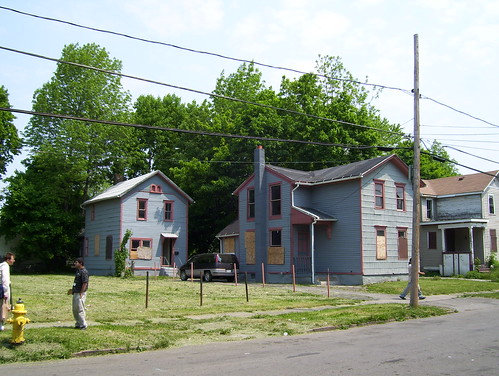 house with carriage barn