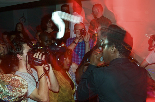 DUPPY WRITER ALBUM  launch party 12