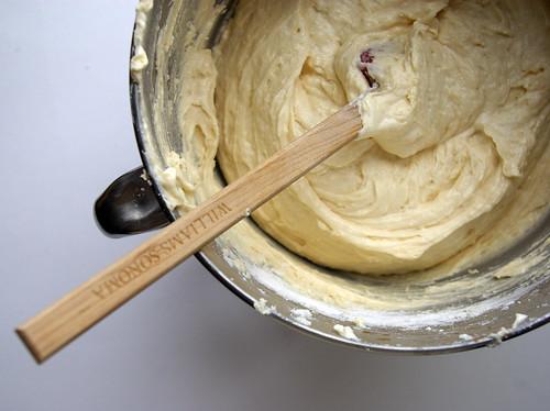 Vanilla Cake batter