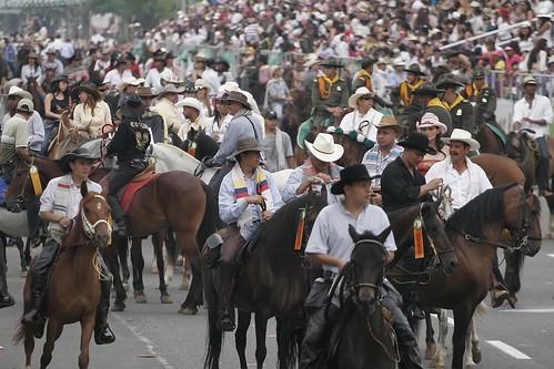 Cabalgata - 52 Feria de Cali 2009
