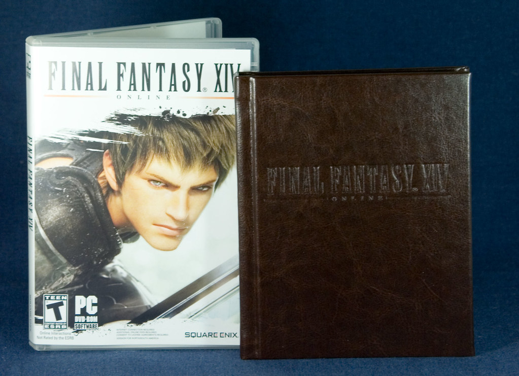 Final Fantasy XIV Collector Edition 04