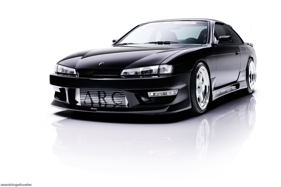 Nissan 240SX UPC Studio Sessions