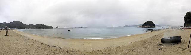 Shiraishi Jima beach