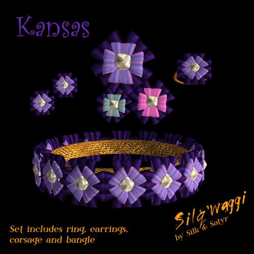 Kansas Violet