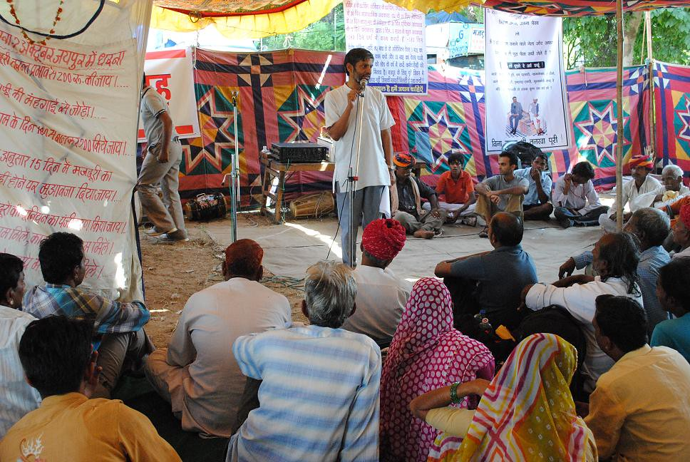 Pics from the satyagraha - 2 Oct 2010 - 43