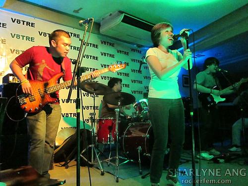 Maya's Anklet at the Doki Album Premiere - Votre Bar